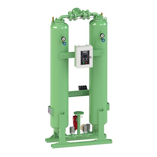 Осушитель адорбционый  Сжатого Воздуха с гарячим типом регенерации серии RSXJ